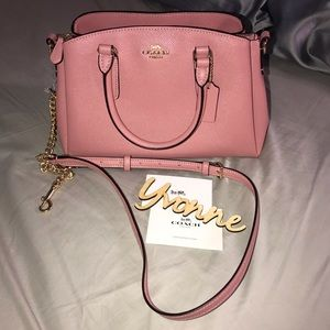 Coach Mini Christie Carryall Crossbody Bag